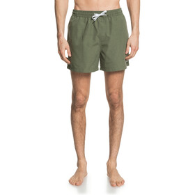 Quiksilver Everyday Volley 15 Shorts Hombre, four leaf clover heather